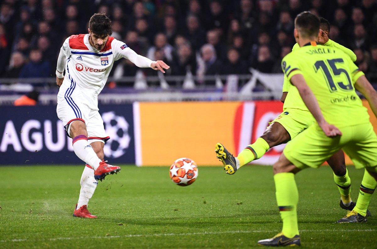 ¡18 años y contando! Barcelona mantiene su invicto ante el Lyon