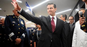 En medio del 'truene' con la Gaviota, EPN desmiente la compra de una casa en España