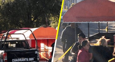 En Ecatepec, linchan a un presunto asaltante de transporte público
