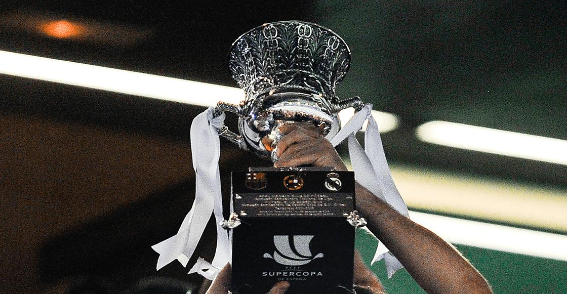 Este será el nuevo formato de la Supercopa de España