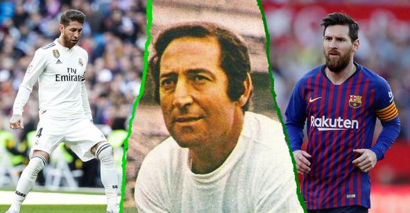 El récord de Paco Gento que buscan Messi y Sergio Ramos en El Clásico