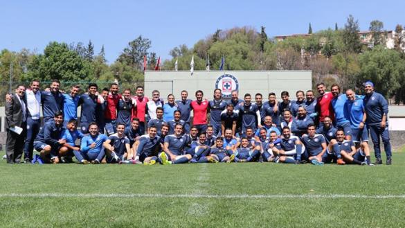 El video con el que los jugadores de Cruz Azul reafirman su 'compromiso' con Caixinha