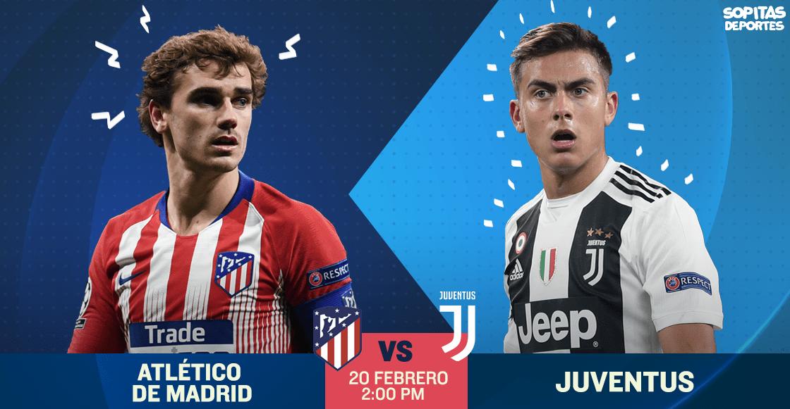 Lyon vs Barcelona y Atlético de Madrid vs Juventus: Todos los goles y partidos de la UEFA Champions League