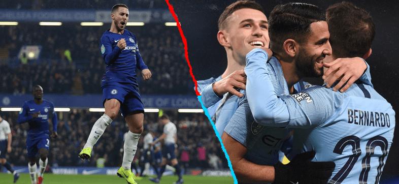 ¡Sigue EN VIVO la final de la Carabao Cup entre Chelsea y Manchester City!