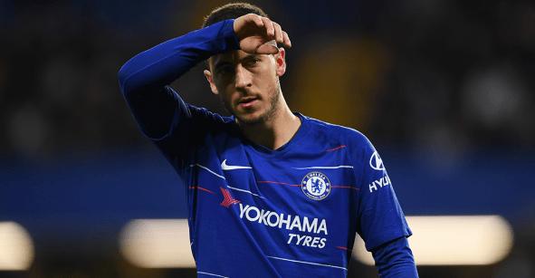 La FIFA sanciona al Chelsea y peligra el pase de Eden Hazard al Real Madrid