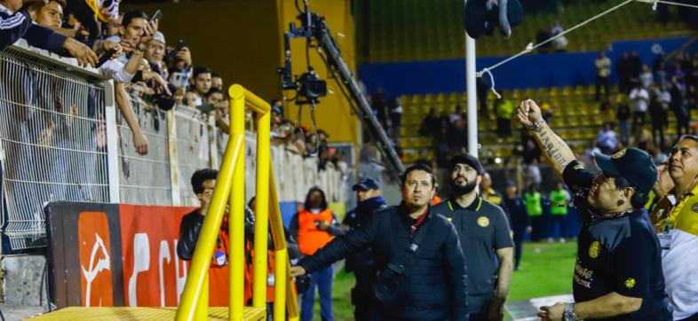 ¡Lo volvieron a hacer! Así festejó Dorados su pase a Cuartos de la Copa MX