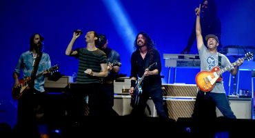Mira el épico concierto de los Foo Fighters previo al Super Bowl LIII