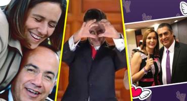 'Grandes muestras de amor de los políticos' presenta: de la 'Peña señal' a 'abrazos no balazos'