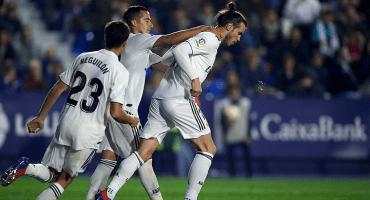 Gareth Bale y el reflejo de un vestidor roto en el Real Madrid
