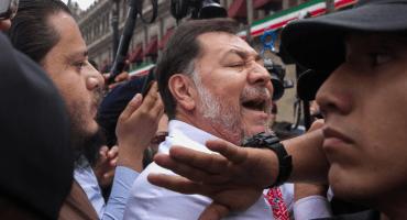 ¡Sestán peliando!: Y ahora, Noroña tacha al PAN como oposición