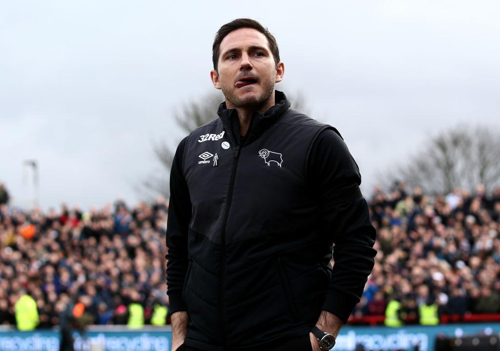 ¿Fuera Sarri? Chelsea ya pensaría en Frank Lampard como su nuevo DT
