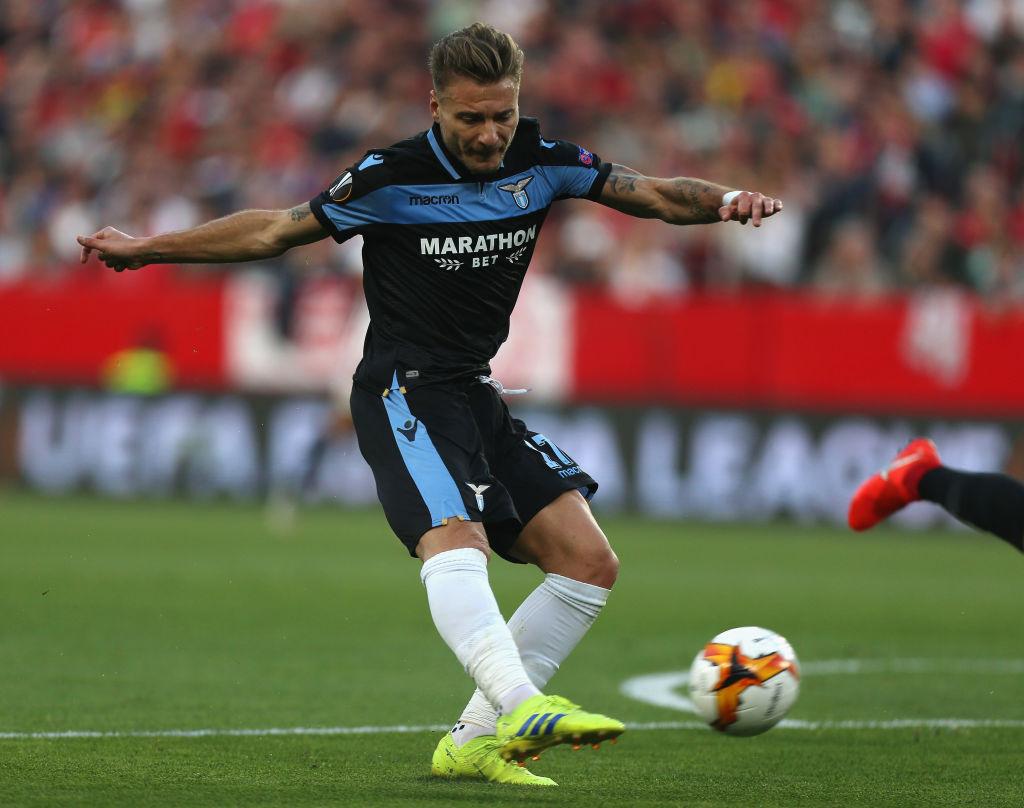 ¡Califican a 16vos! Sevilla eliminó a la Lazio de la Europa League