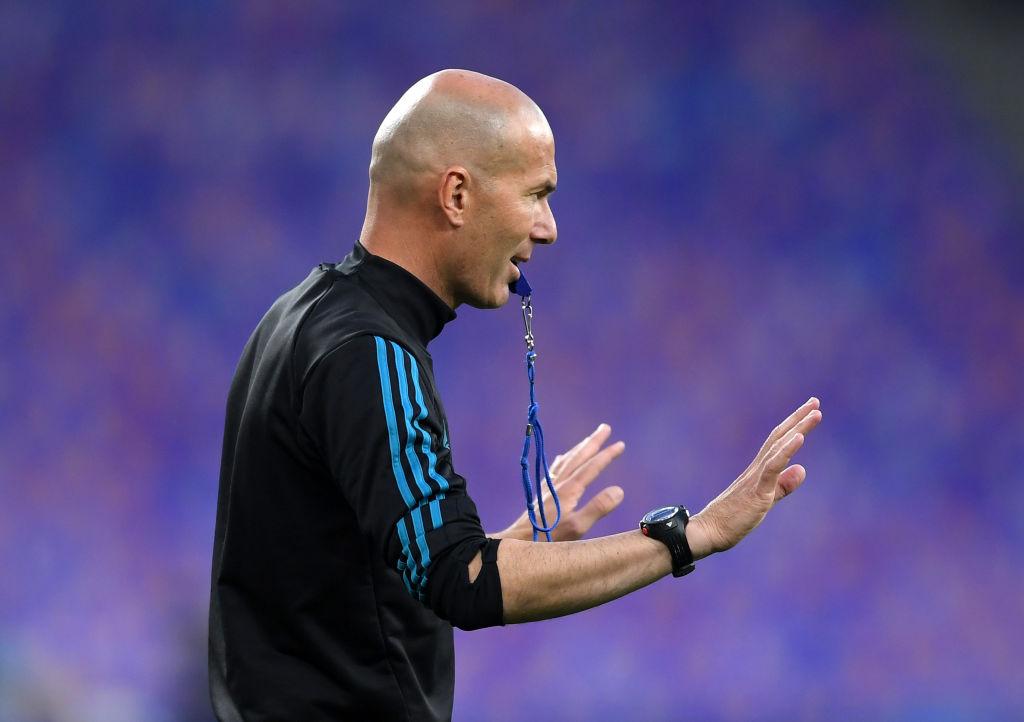 Las 3 condiciones que habría puesto Zidane para ser DT del Chelsea