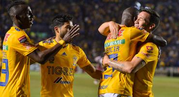 ¡Implacable! Revive el hat-trick de Enner Valencia y el triunfo de Tigres en la Concachampions