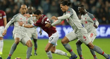 ¡Revive la Premier League! West Ham le sacó el empate al Liverpool