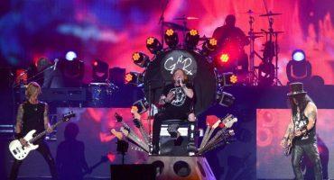 No es un sueño, habrá nuevo disco de Guns 'N Roses 🤘