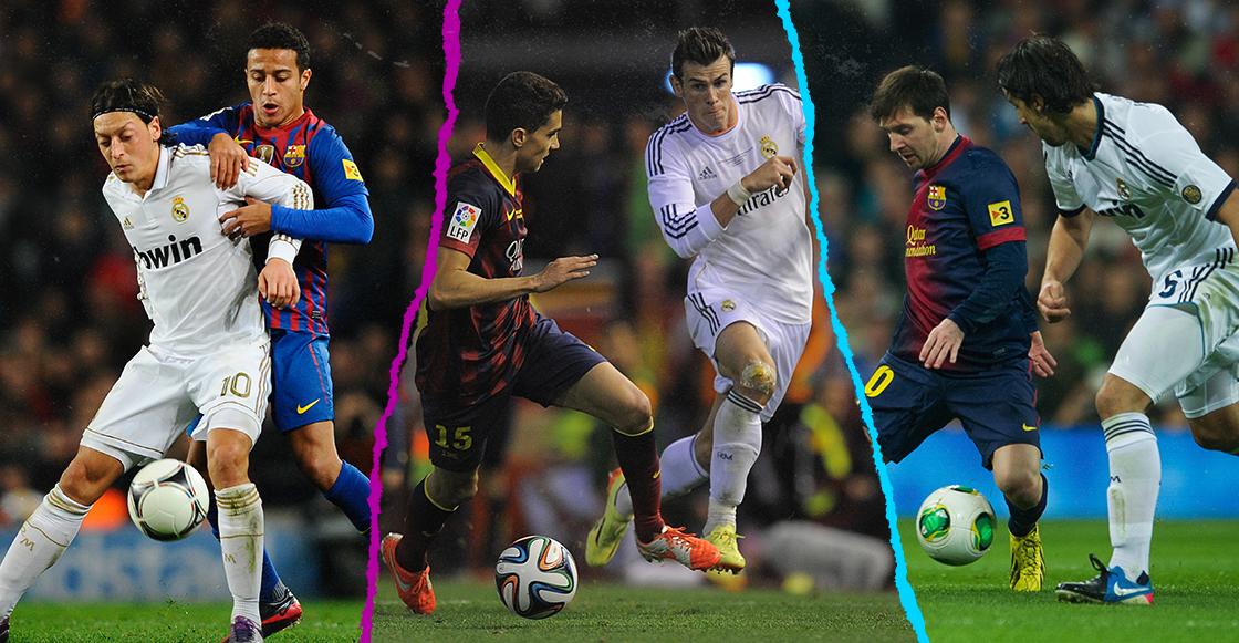Así ha sido el historial entre Barcelona y Real Madrid en Copa del Rey