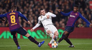 15 imágenes del primer Clásico en semifinales de Copa del Rey
