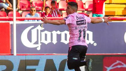 Brian Fernández: La historia de cómo el futbol curó sus heridas