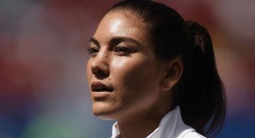 Hope Solo: De la cárcel y ser secuestrada a brillar en el futbol mundial