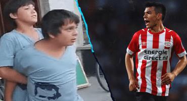 ¡Con el 'Chucky' no! Prensa en Holanda ataca a Hirving Lozano