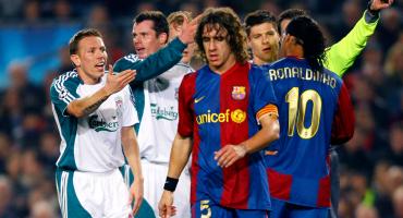 La última vez que el Barcelona quedó eliminado en Octavos de Final de la Champions League