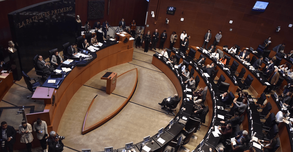 Hay campechano: los senadores que más faltan en las votaciones