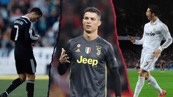 ¡No es el primero! Los 3 gestos más polémicos de Cristiano Ronaldo
