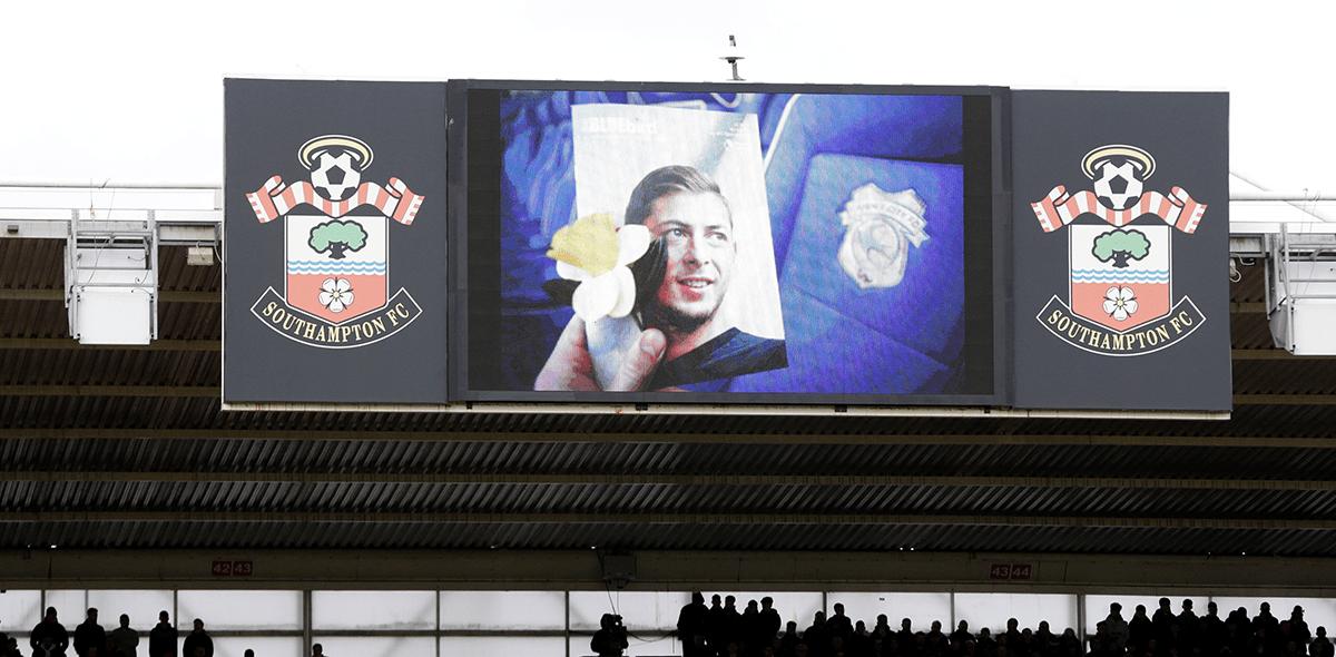 Habrá minuto de silencio en Champions y Europa League por Emiliano Sala