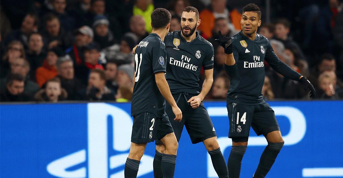 ¡Impresionanti! Los números del Real Madrid cuando juega en febrero