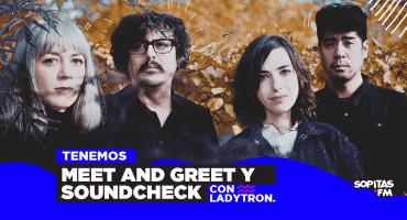 ¿Quieres conocer a Ladytron y estar en el soundcheck para su concierto? ¡Sopitas.com te lleva!