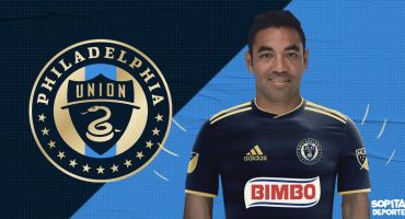 ¡OFICIAL! Marco Fabián a la MLS con el Philadelphia Union