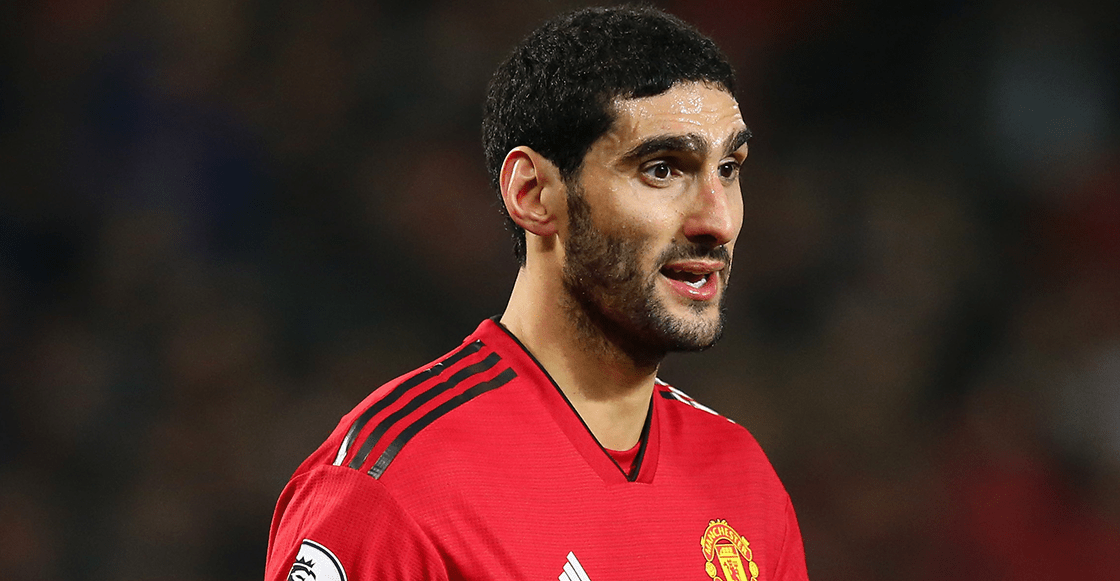 Fellaini deja al United