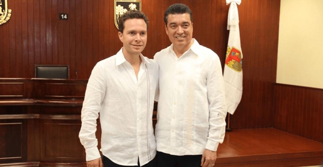 """""""Pecado social"""" dice gobernador de Chiapas por robo de medicinas, pero y ¿los acusados, apá?"""