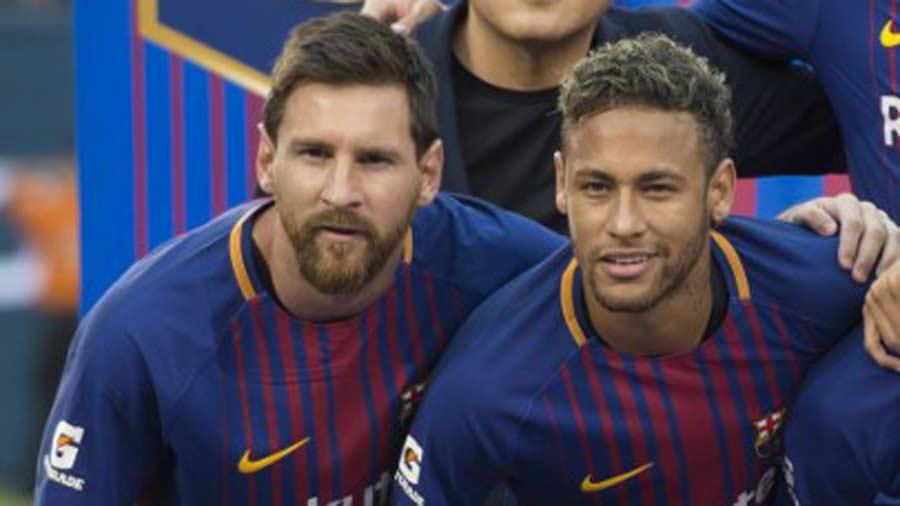 """""""Leo siempre me apoyó"""": Las lágrimas de Neymar al recordar a su amigo Messi"""