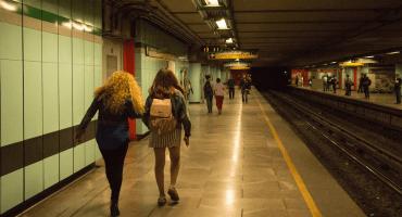 PGJ-CDMX investiga posible venta de videos y fotos tomadas a usuarias del Metro