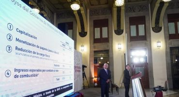 AMLO presenta plan para beneficiar a Pemex con 107 mmdp: no adquirirá deuda este año
