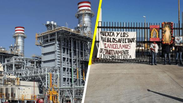 6 puntos para saber de qué va la polémica de la termoeléctrica de Huexca