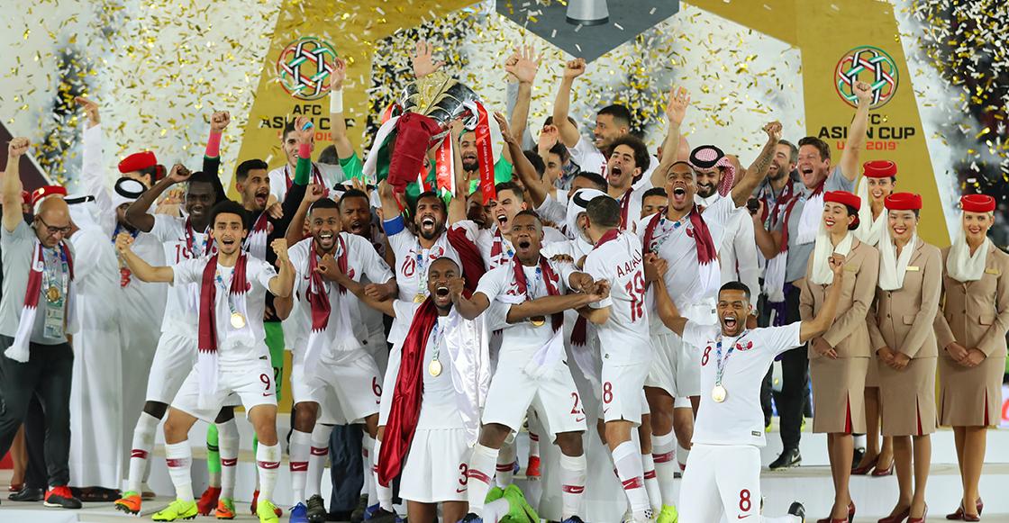 ¡Histórico! Qatar es campeón de la Copa Asiática 2019 y tenemos los goles