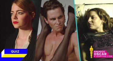 ¿Sabes mucho de cine? Dinos en qué películas aparecieron estos actores nominados al Oscar 2019