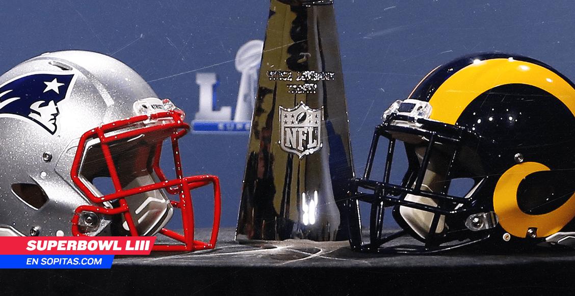 Las razones por las que el Super Bowl LIII será historico