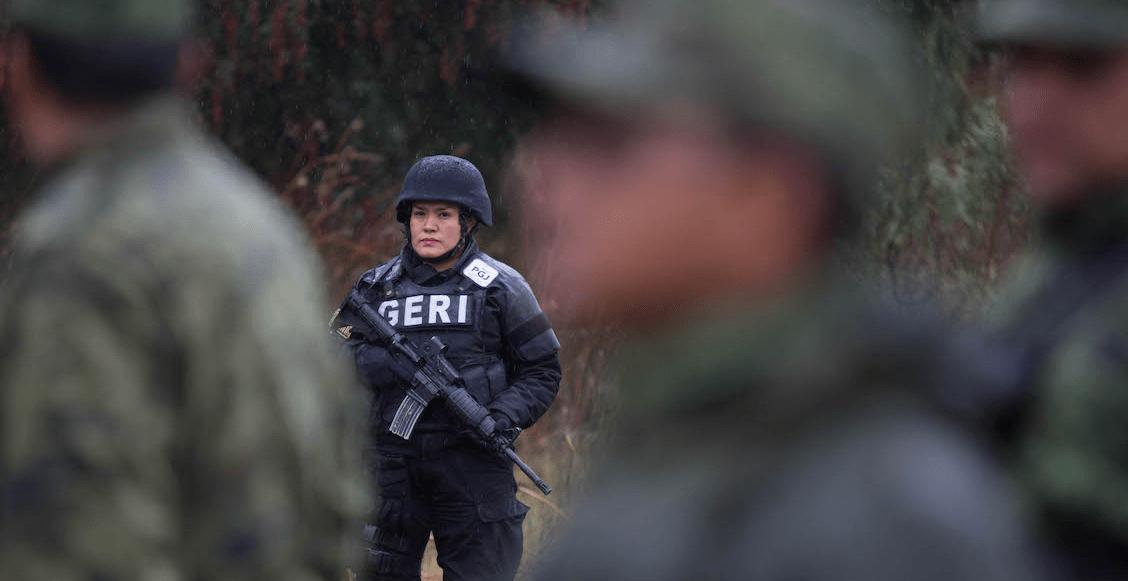 """Van con 10 mil federales para """"reforzar"""" la seguridad en 17 regiones prioritarias de AMLO"""