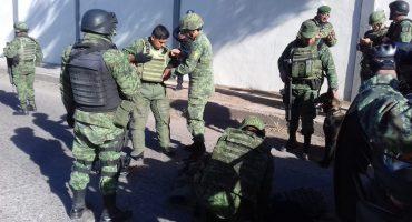 Objeto hallado en refinería de Salamanca sí era explosivo, confirma Presidencia