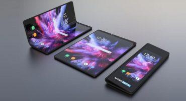 Galaxy Fold: El nuevo smartphone plegable de Samsung que costará más de 38 mil pesos