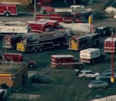 Se reporta tiroteo en una compañía manufacturera en Aurora, Illinois