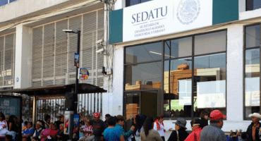 ¡Zas! Con firmas falsificadas, Sedatu le entró a La Estafa Maestra