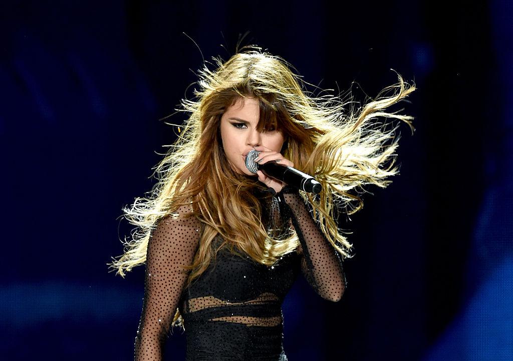 """""""I Can't Get Enough"""": Escucha la nueva colaboración entre Selena Gómez y J Balvin"""