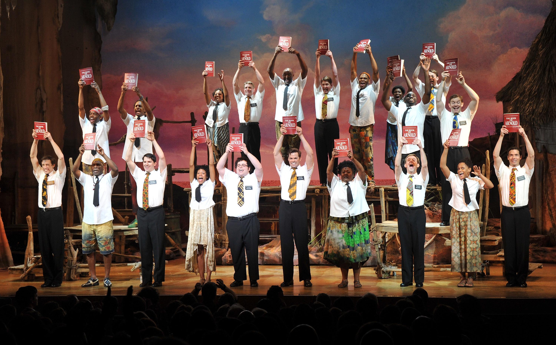 De los creadores de South Park llegará a México el musical 'The Book of Mormon', una obra para no parar de reír