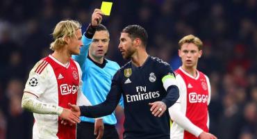 ¡Ay, Ramos! UEFA abrió investigación contra Sergio Ramos