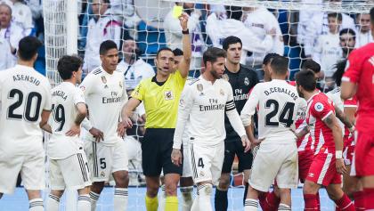 ¡Por bocón! UEFA suspende dos partidos a Sergio Ramos